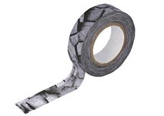 CL29135-03 Cinta adhesiva masking tape washi kratzer gris violeta Classiky s