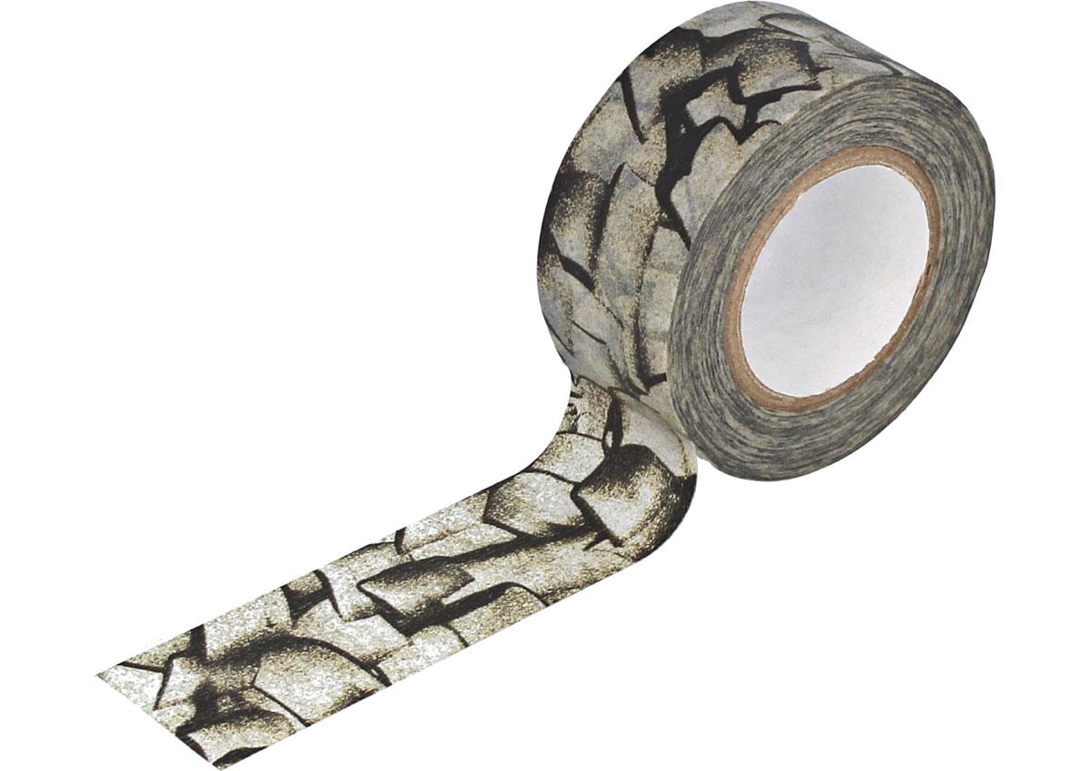 CL29136-01 Cinta adhesiva masking tape washi kratzer gris carbon Classiky s