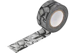 CL29136-02 Cinta adhesiva masking tape washi kratzer gris oscuro Classiky s