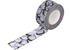 CL29136-03 Cinta adhesiva masking tape washi kratzer gris violeta Classiky s