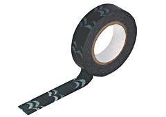 CL29138-03 Cinta adhesvia masking tape washi welle indigo Classiky s