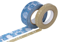 CL29141-01 Set 2 cintas adhesivas masking tape washi surtido disenos y medidas A Classiky s