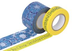 CL29141-04 Set 2 cintas adhesivas masking tape washi surtido disenos y medidas A Classiky s