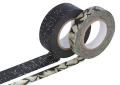 CL29141-08 Set 2 cintas adhesivas masking tape washi surtido disenos y medidas B Classiky s