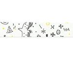 CL29926-07 Cinta adhesiva masking washi starlit sky negro Classiky s - Ítem2