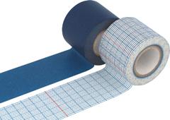 CL45017-07 Set 2 cintas adhesivas masking tape washi indigo Classiky s