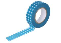 CL45028-03 Cinta adhesiva masking tape washi cuadros turquesa Classiky s