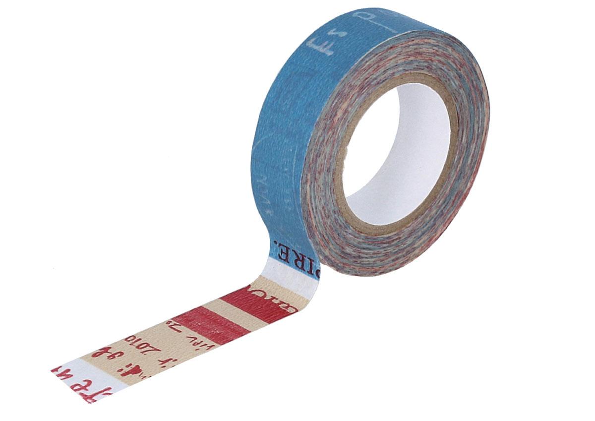 CL45203-01 Cinta adhesiva masking tape washi graffiti A azul Classiky s