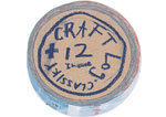 CL45203-01 Cinta adhesiva masking tape washi graffiti A azul Classiky s - Ítem1