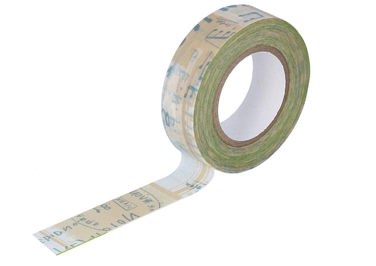 CL45203-03 Cinta adhesiva masking tape washi graffiti A verde Classiky s