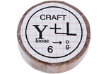 CL45206-20 Cinta adhesiva masking tape washi old book marron Classiky s - Ítem1