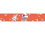CL45321-10 Set 5 cintas adhesivas masking tape washi love letter naranja Classiky s - Ítem2