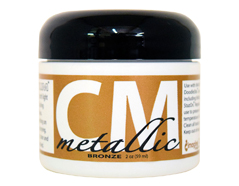 CM-MET-095 Pintura 3D metalica bronce Creative Medium