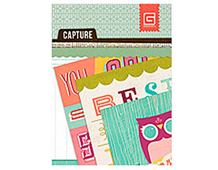 CPT-4247 CAPTURE - MINI SNIPPETS - RSVP Basic Grey