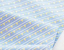 DDF133 DISENO TEXTIL -ALGODON 30C- 0133 FLAG Flag 110cm x 9 144m 10yd Dailylike