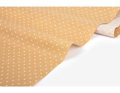 DDF249 DDF249-3 Tela algodon yellow dot espesor 20C Dailylike