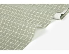 DDF267 DDF267-3 Tela lino cross stripe Dailylike