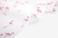 DDF336-3 DDF336 Tela ramio flamingo Dailylike