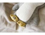 DDF429 DDF429-3 Tela aldogon penguin yellow espesor 20C Dailylike - Ítem3