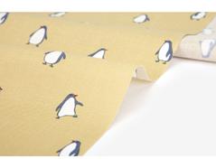 DDF429 DDF429-3 Tela aldogon penguin yellow espesor 20C Dailylike - Ítem