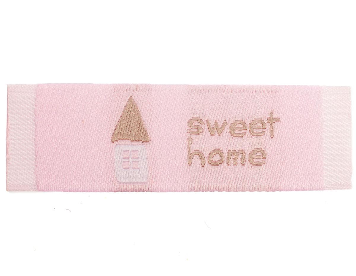 DDL20 Etiquetas poliester sweet home Dailylike