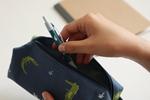 DDP15 Boligrafo tinta azul cielo goose Dailylike - Ítem1