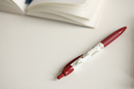 DDP21 Boligrafo tinta roja joyful bear Dailylike - Ítem3
