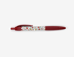 DDP22 Boligrafo tinta roja full bloom Dailylike