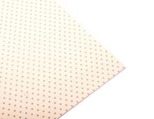 DFLF03 Hoja lino adhesiva october fade Dailylike