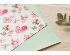 DFS2S03 Set 2 hojas adhesivas algodon greeny Dailylike