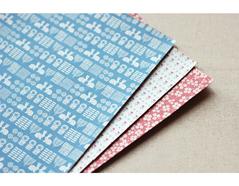 DFS3S18 Set 3 hojas adhesivas algodon alley Dailylike