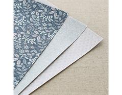 DFS3S38 Set 3 hojas adhesivas algodon frosty Dailylike