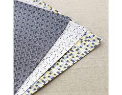 DFS3S40 Set 3 hojas adhesivas algodon twilight Dailylike