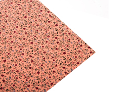 DFSF04 Hoja adhesiva algodon minimums pink Dailylike