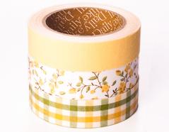 DFT3S01 Set 3 cintas adhesivas algodon enfant Dailylike