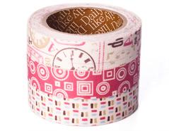 DFT3S20 Set 3 cintas adhesivas algodon daydream Dailylike