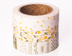 DFT3S44 Set 3 cintas adhesivas algodon petit Dailylike