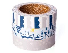DFT3S49 Set 3 cintas adhesivas algodon snorkeling Dailylike