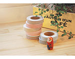 DFTS01 Cinta adhesiva algodon stripe 1 pink Dailylike - Ítem2