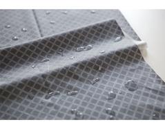 DLFO20 DLFO20-10 DLFO20-10-3 Tela algodon laminada apron gray Dailylike