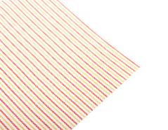 DLFS09 Hoja adhesiva algodon berry stripe Dailylike - Ítem