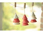 DLFS09 Hoja adhesiva algodon berry stripe Dailylike - Ítem2