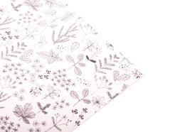 DLFS35 Hoja adhesiva algodon Nature Leaf Dailylike
