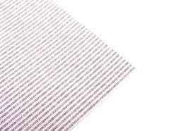 DLFS36 Hoja adhesiva algodon stripe Dailylike