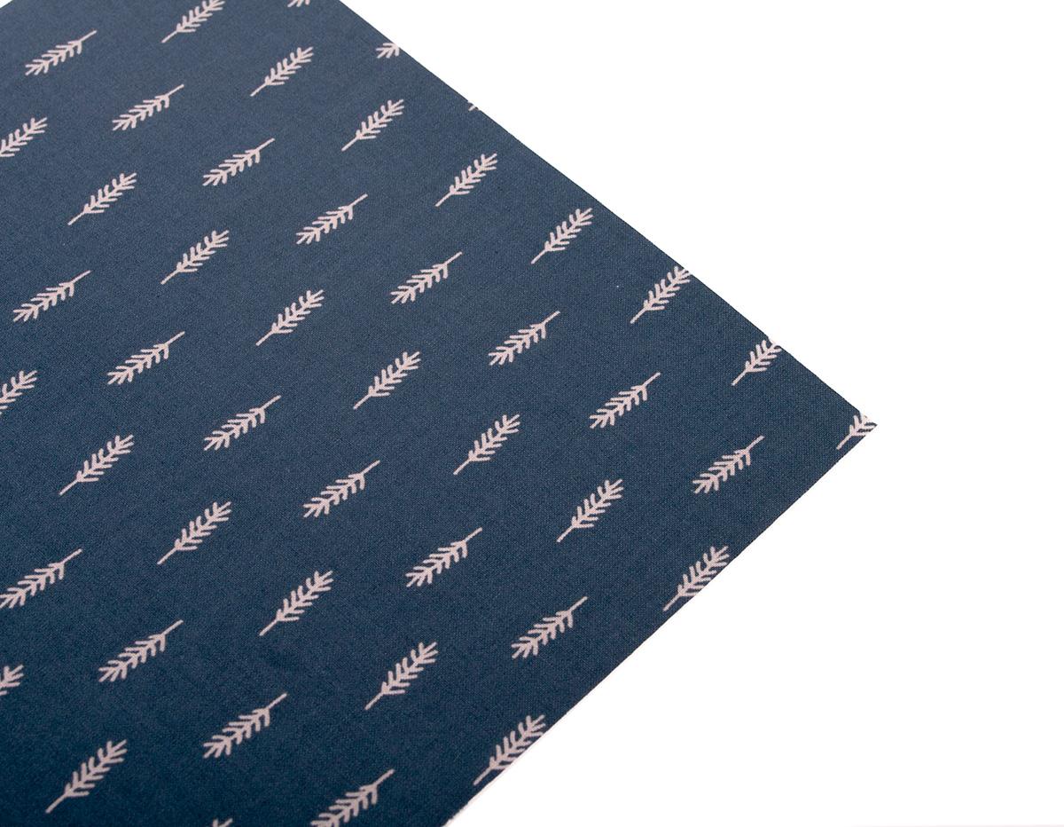 DLFS42 Hoja adhesiva algodon feather Dailylike
