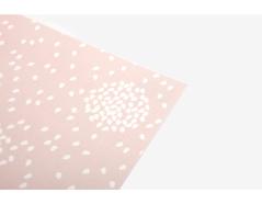 DLFS55 Hoja adhesiva algodon floral leaf Dailylike