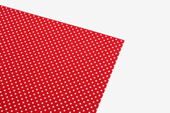 DLFS76 Hoja adhesiva algodon vivid dot Dailylike