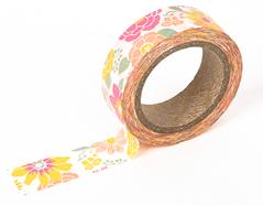 DMT1S05 Cinta adhesiva masking tape washi Tasha Tudor Dailylike