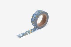 DMT1S100 Cinta adhesiva masking tape washi sea horse Dailylike