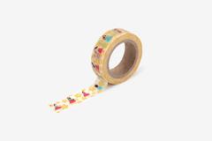 DMT1S103 Cinta adhesiva masking tape washi hula Dailylike